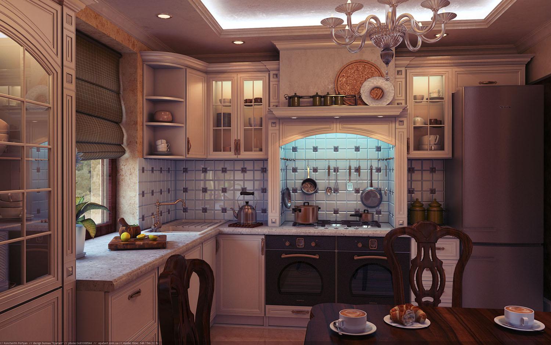 Кухня дизайн улучшенка